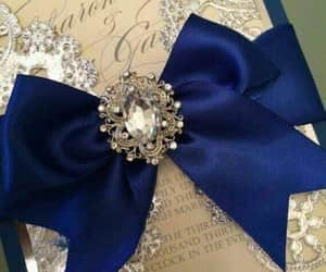 royal blue, wedding goals, and invitacions image