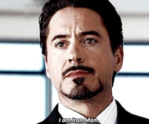 gif, hero, and iron man image