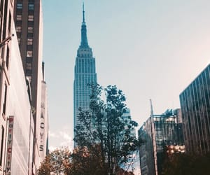 alternative, empire state building, and new york image