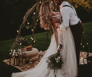 beautiful, wedding, and outfit image