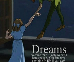 disney, dreams, and quotes image