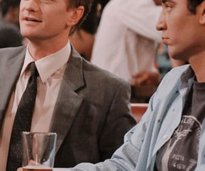 Barney Stinson, how i met your mother, and ted mosby image