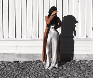 beautiful, black, and minimal image