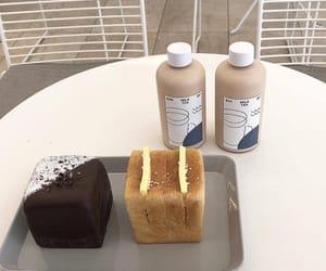 aesthetic, dessert, and milk tea image