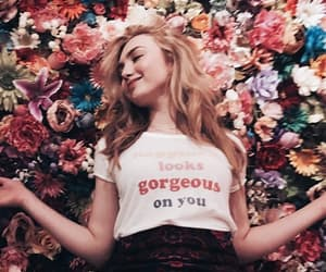 flowers and peyton list image