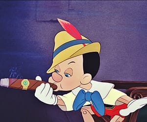 aesthetic, cigar, and disney image