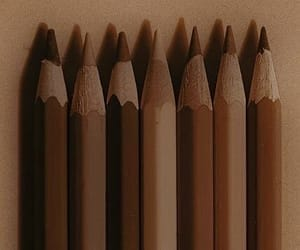 aesthetic and brown image