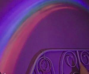 rainbow, aesthetic, and background image