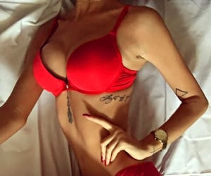 body, tattoo, and goals image