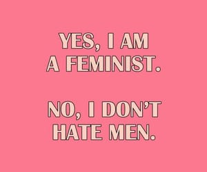 feminist, quotes, and feminismo image