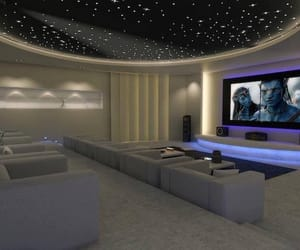 cinema, design, and relax image