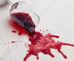 red and wine image