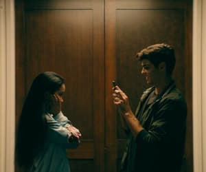 couple, love, and noah centineo image