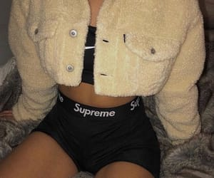 supreme, outfit, and fashion image