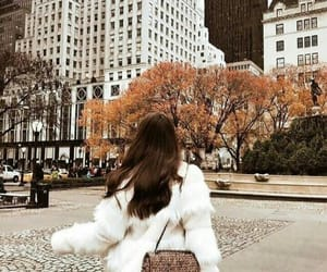fashion, fall, and girl image