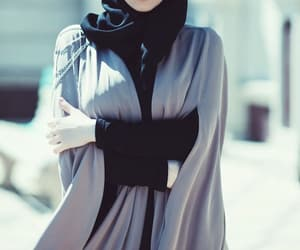casual, modesty, and muslim clothing image