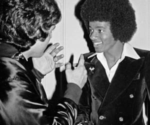 70s, fashion, and king of pop image