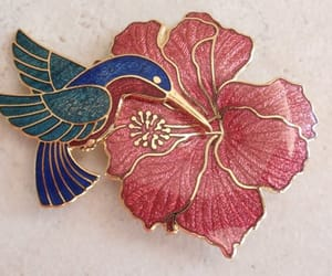 etsy, red blue green, and gift for her image