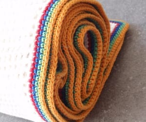 etsy, gift for her, and crocheted placemats image