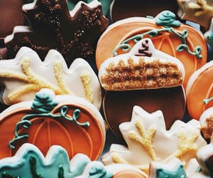 Cookies, delicious, and fall image