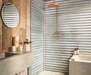 bathroom, farm, and house image