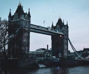 explore, london, and London bridge image