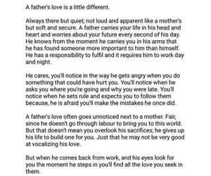 father, parent, and quote image