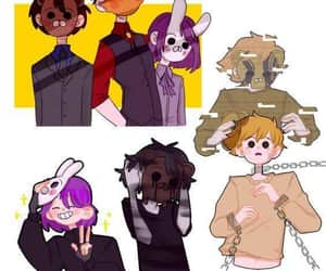 anime, fnaf, and fnafhs image