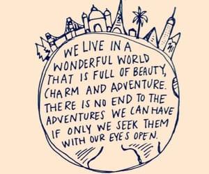 adventure, love, and feelings image