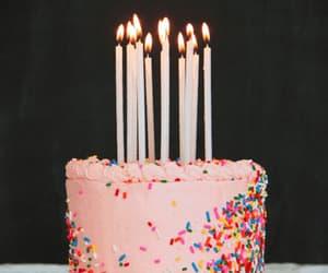 birthday, cake, and gif image