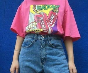 90s, pink, and tumblr image