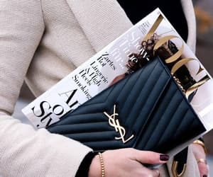 accessories, bag, and nails image