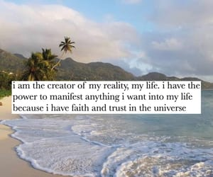 i am the creator of my reality ✨💭