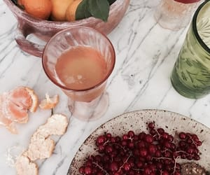 breakfast, drinks, and healthy image