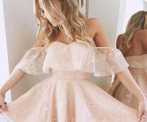 lace homecoming dress, prom dresses elegant, and gorgeous prom dresses image