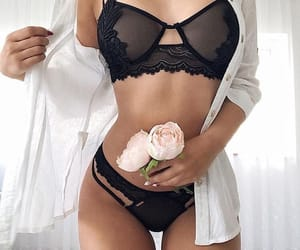 beautiful, body, and flowers image