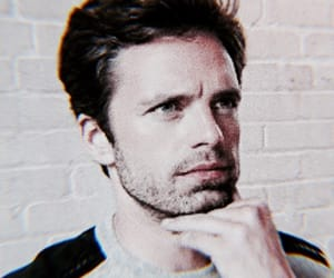 Avengers, Marvel, and sebastion stan image