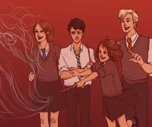 harry potter, lion, and narnia image