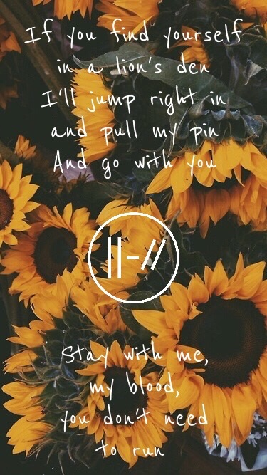 Twenty One Pilots My Blood Wallpaper On We Heart It