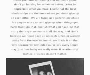 long distance, love, and repost image