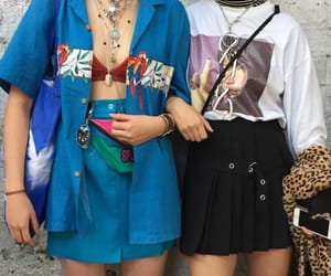 aesthetic, style, and clothes image