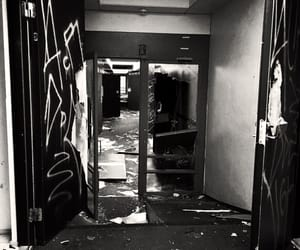 abandoned, bad, and grunge image