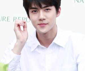 exo, oh sehun, and nature republic image