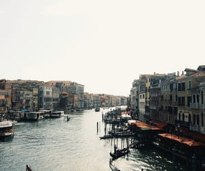 boats, italy, and travel image