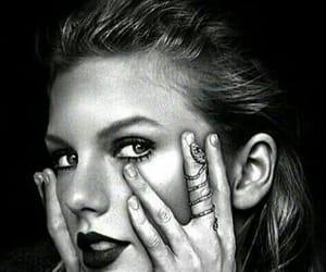 album, black, and Taylor Swift image