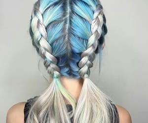 hair, hairstyle, and hair inspiration image