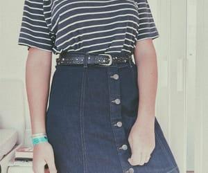 fashion, tumblr, and whi image