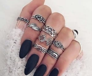 gel, nails, and shellac image