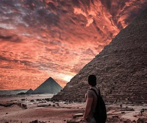 cool, tumblr, and egypt image