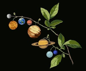 being, cosmos, and planets image